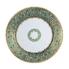 $210.00 Haviland & Parlon Syracuse dessert plate