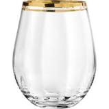 Qualia stemless wine glass
