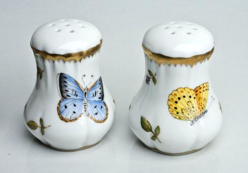 Pieces of Eight Exclusives   Spring in Budapest Salt & Pepper $246.00