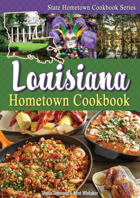 Louisiana Hometown Cookbook collection with 1 products