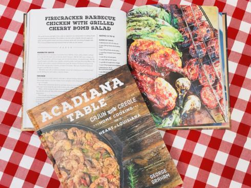 Acadiana Table Cookbook collection with 1 products