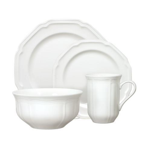 Antique White 5 Piece Place Setting collection with 1 products