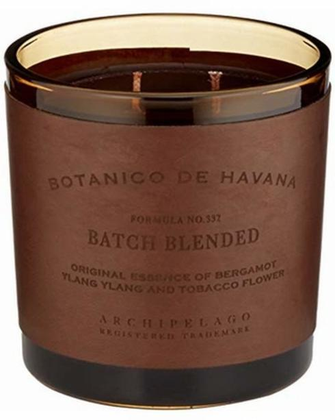 Botanico de Havana Candle collection with 1 products