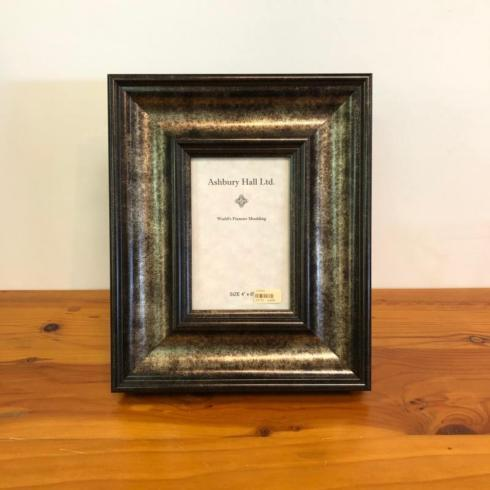 Pieces of Eight Exclusives   Frame-Classic Silver 4x6 $37.50