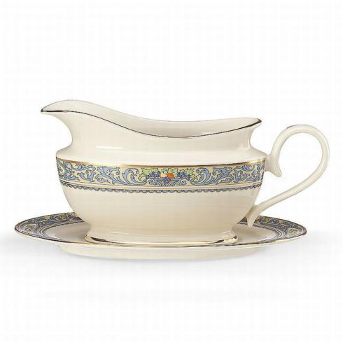 Autumn Gravy Boat & Stand collection with 1 products