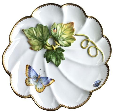 Pieces of Eight Exclusives   Small Round Tray-Afternoon Tea $365.00