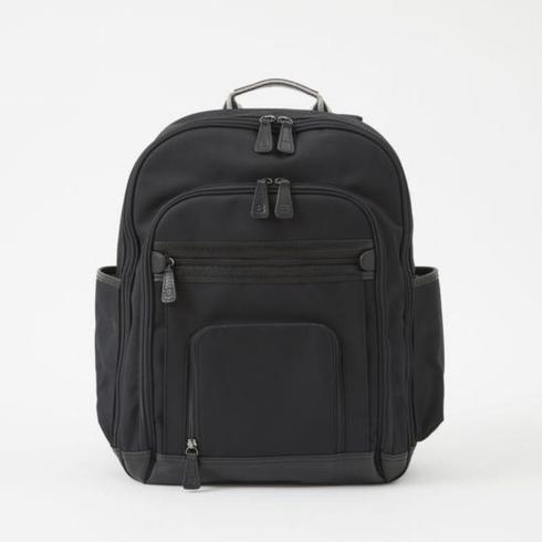 $149.50 Edward Backpack Microfiber Black