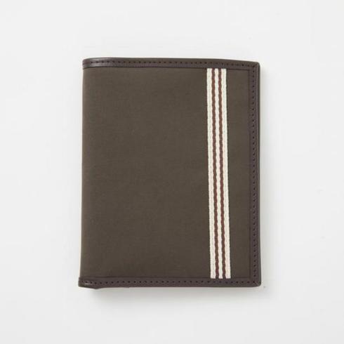 $49.50 Passport Wallet Micro Brown