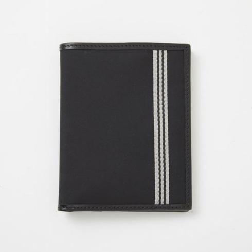$49.50 Passport Wallet Microfiber Black