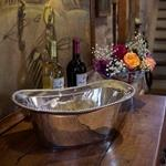 Pieces of Eight Exclusives   Pearl Casilda Oval Ice Bucket $185.00
