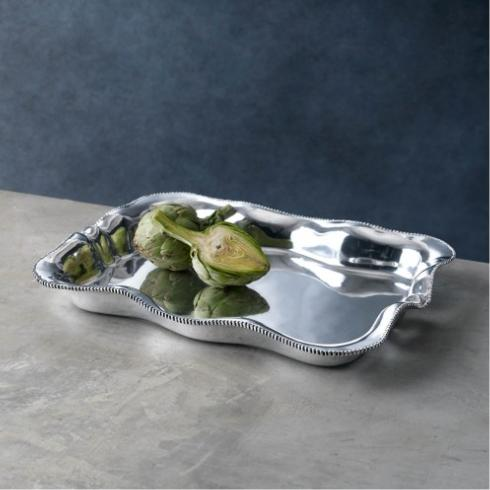 Pieces of Eight Exclusives   Pearl Denisse Pyrex Holder 9x13 $153.00