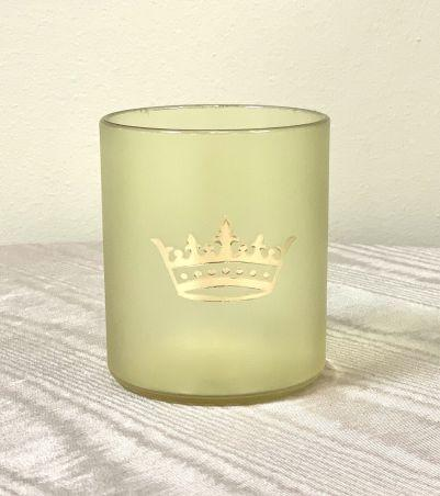 $6.95 Assorted Crown 11 ounce tumbler
