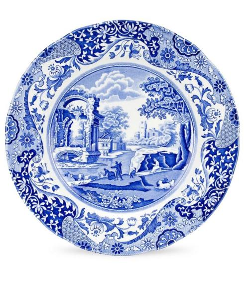 Pieces of Eight Exclusives   Blue Italian Dinner $26.00