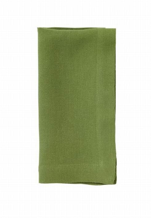 Pieces of Eight Exclusives   Riviera Napkin-Grass $18.95
