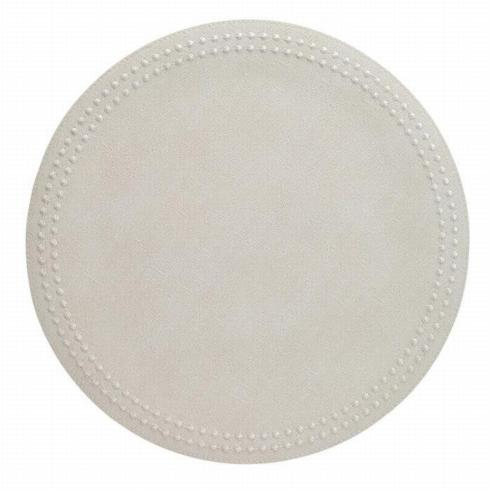 Placemat-Pearl White collection with 1 products