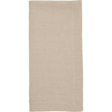Pieces of Eight Exclusives   Riviera Napkin-Tan $18.95