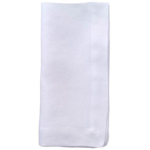 Napkin-Riviera White collection with 1 products