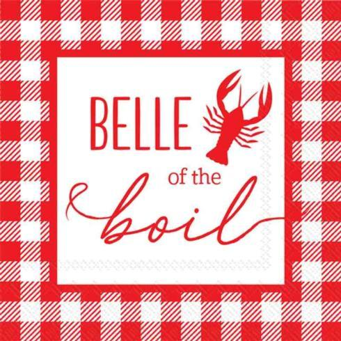 Belle of the Boil Luncheon Napkins