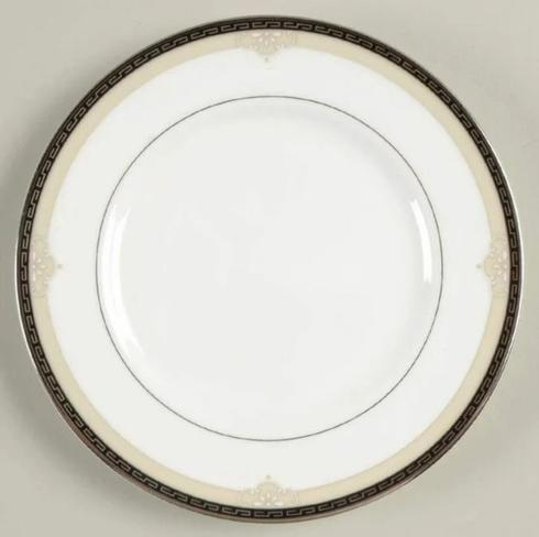 $12.99 Brocade Bread & Butter Plate-Discontinued