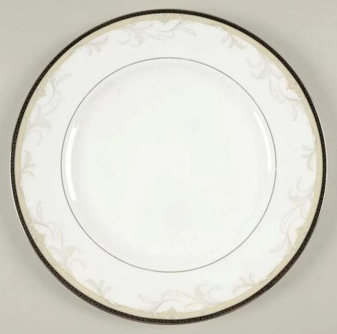 $24.99 Brocade Dinner Plate-Discontinued