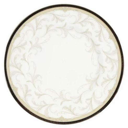 $18.99 Brocade Salad Plate-Discontinued