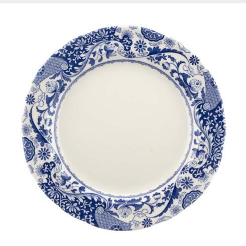 Pieces of Eight Exclusives   Blue Italian Brocato Dinner $20.00