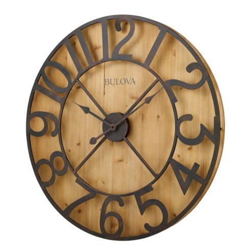 $110.00 Silhouette Wall Clock