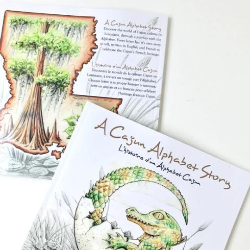 A Cajun Alphabet Story collection with 1 products