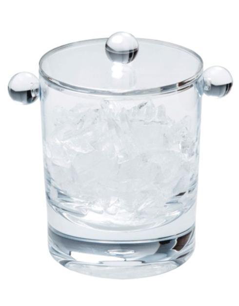 $65.00 Acrylic covered ice bucket