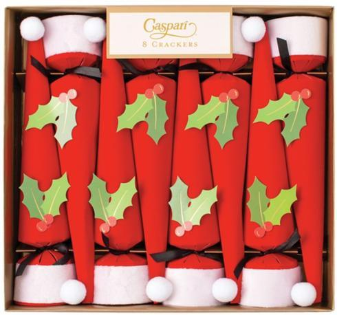 $26.95 Christmas Crackers-Santa Hats