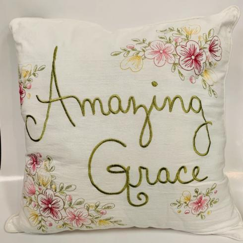 Amazing Grace Pillow collection with 1 products