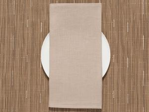 Chilewich   Napkin, Linen Flax $9.95