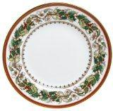 $42.99 Christmas Rose Dinner Plate-Discontinued