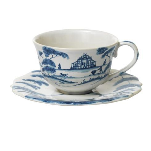$66.00 Country Estate Delft Cup & Saucer