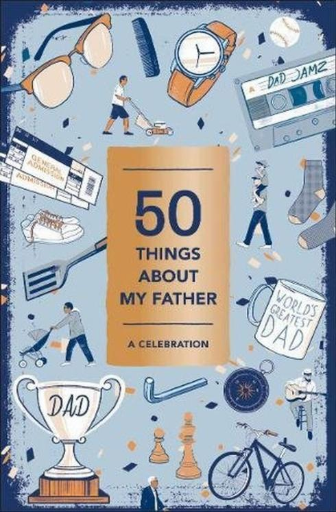 $12.99 50 Things About my Father