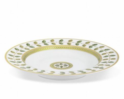 $161.00 Constance Green Rim Soup Bowl