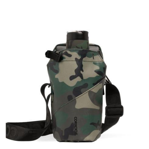 $45.00 Sling Bag-Woodland Camo