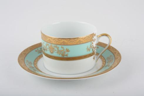 Pieces of Eight Exclusives   Corinthe Cup and Saucer $155.00
