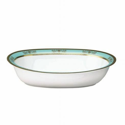 Pieces of Eight Exclusives   Corinthe Open Vegetable Bowl $350.00