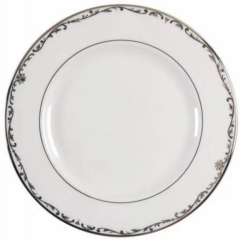 $15.99 Coronet Platinum Salad Plate-Discontinued