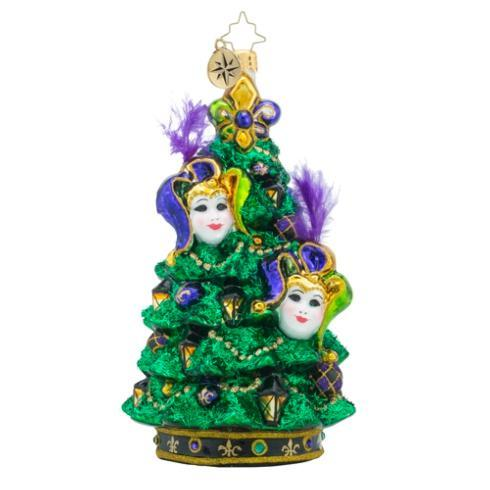 Christmas Masquerade Ornament collection with 1 products
