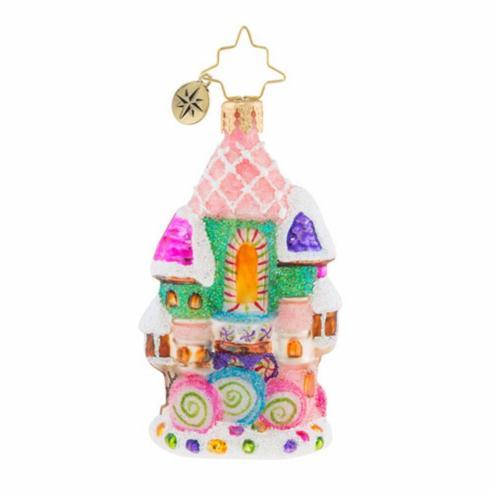 Ornament-Candy Castle Christmas collection with 1 products
