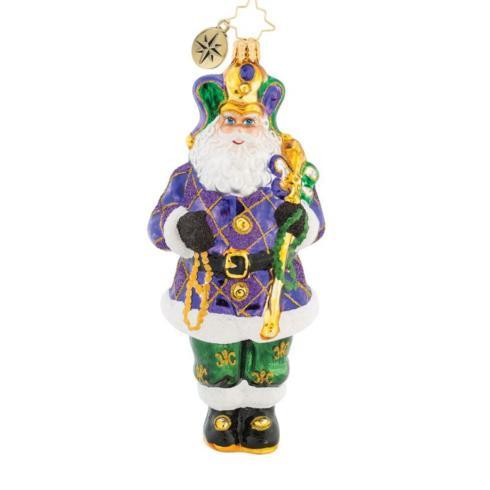 King of New Orleans Ornament collection with 1 products