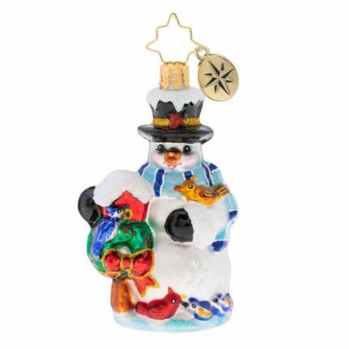 Ornament-Snowbird Sanctuary collection with 1 products