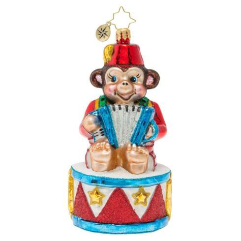 Ornament-Musical Monkey collection with 1 products