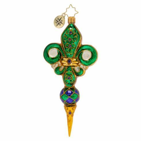 Ornament-Fleur de Lis collection with 1 products