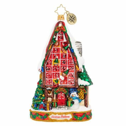 Ornament-Festive Advent Calendar collection with 1 products