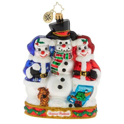 Ornament-Making New Friends collection with 1 products