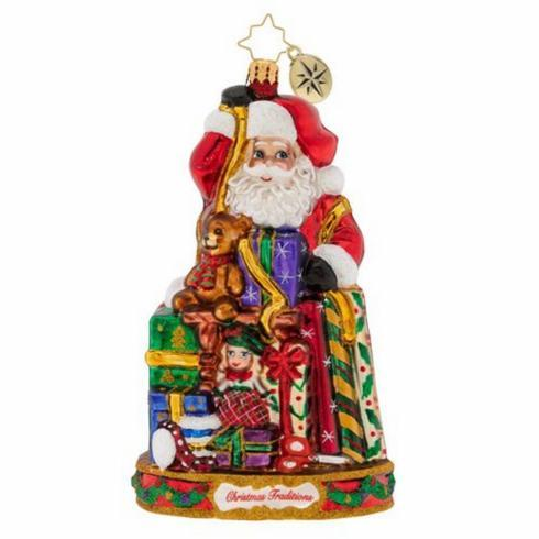 Ornament-Gift Wrapping Extraordinaire collection with 1 products