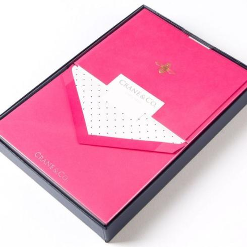 $29.00 Queen Bee Folded Notes/Envelopes